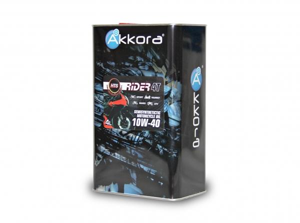 Akkora 10W-40 Rider 4T