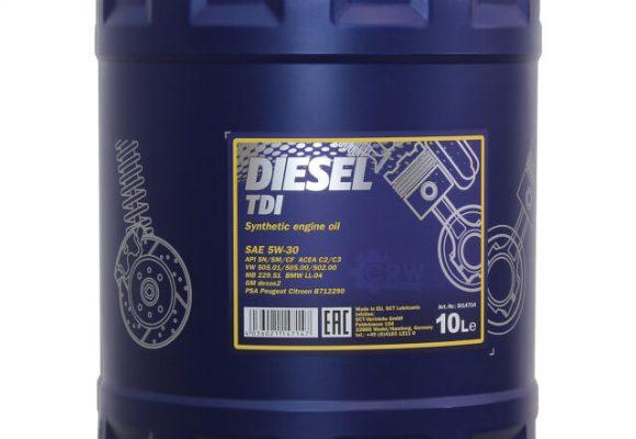 Mannol Diesel TDI 5w30 TDI  UOA