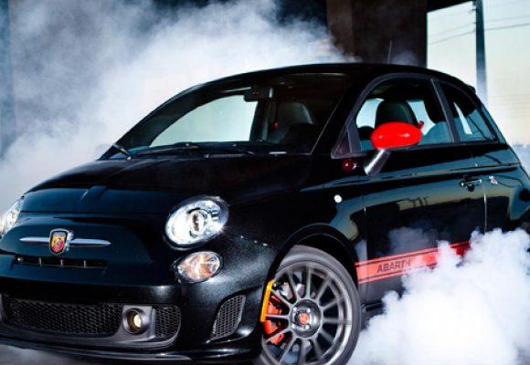 Fiat Abarth – piktas turbo spuogas